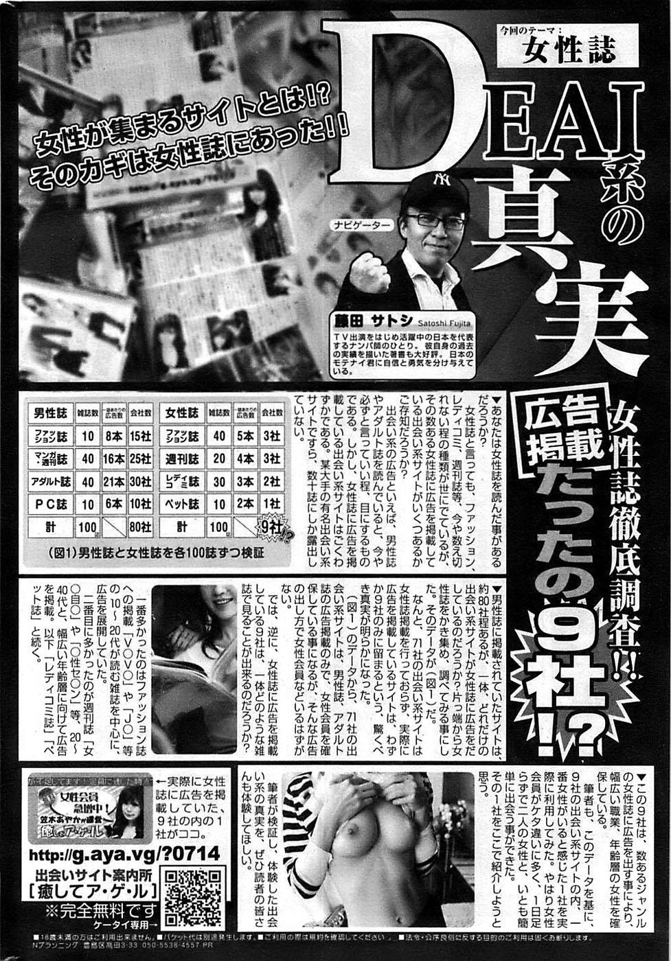COMIC Shitsurakuten 2009-04 279