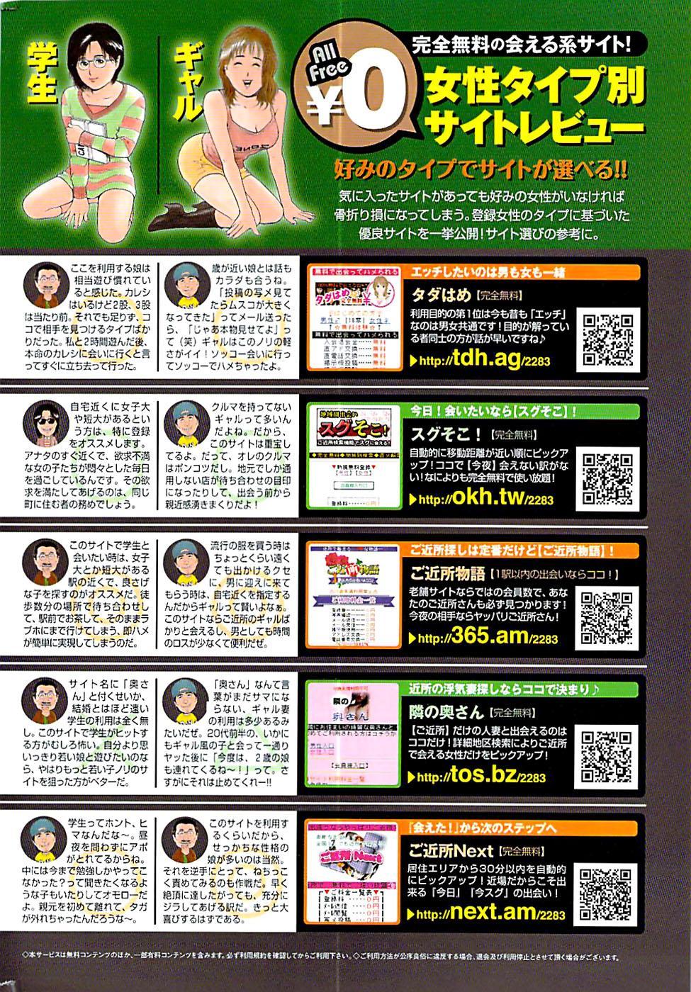 COMIC Shitsurakuten 2009-04 295