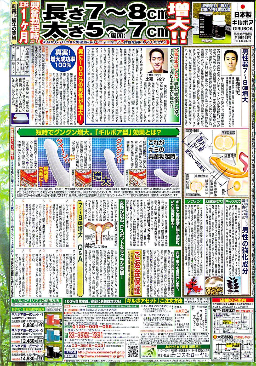 COMIC Shitsurakuten 2009-04 300