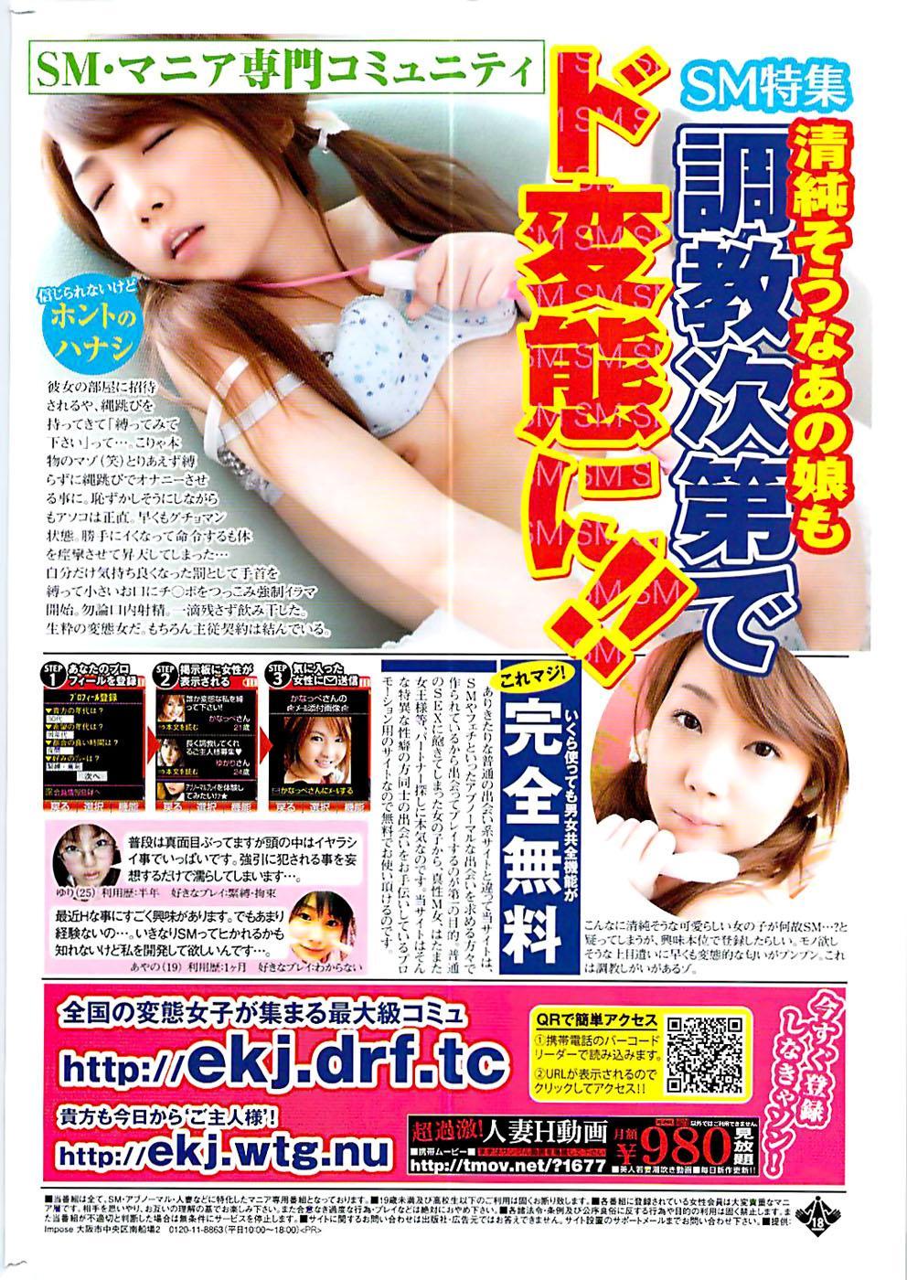 COMIC Shitsurakuten 2009-04 303