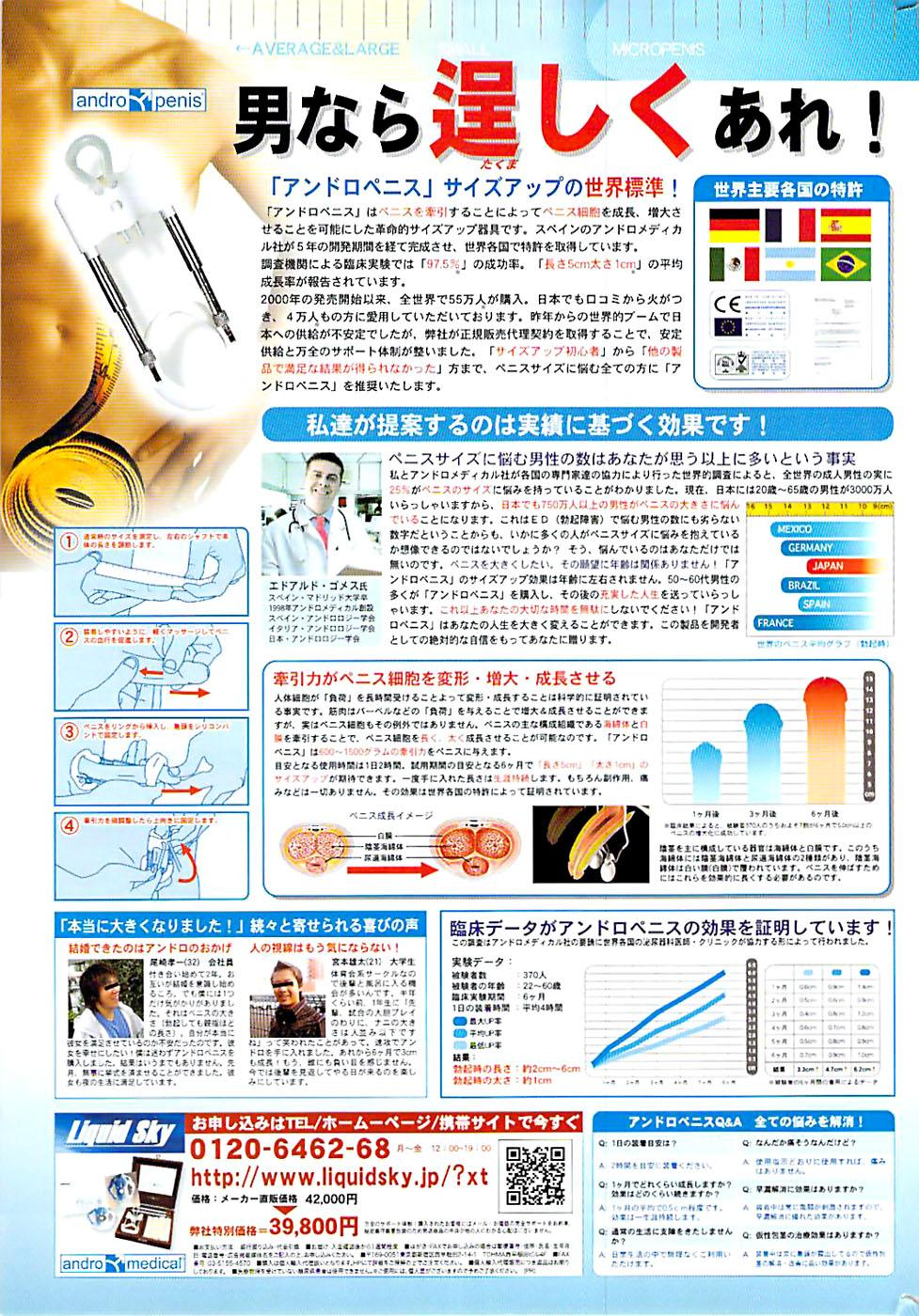 COMIC Shitsurakuten 2009-04 304