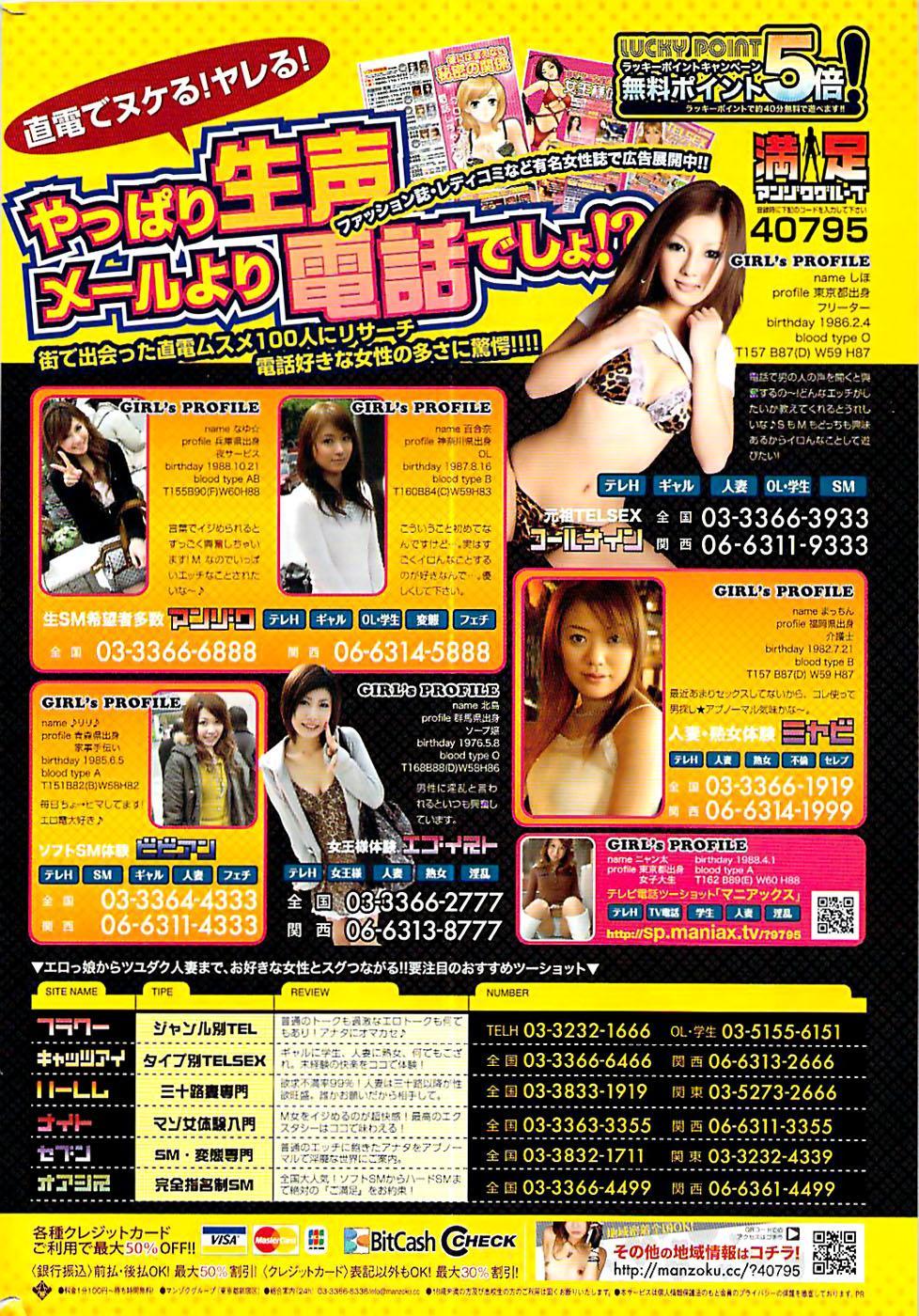 COMIC Shitsurakuten 2009-04 305