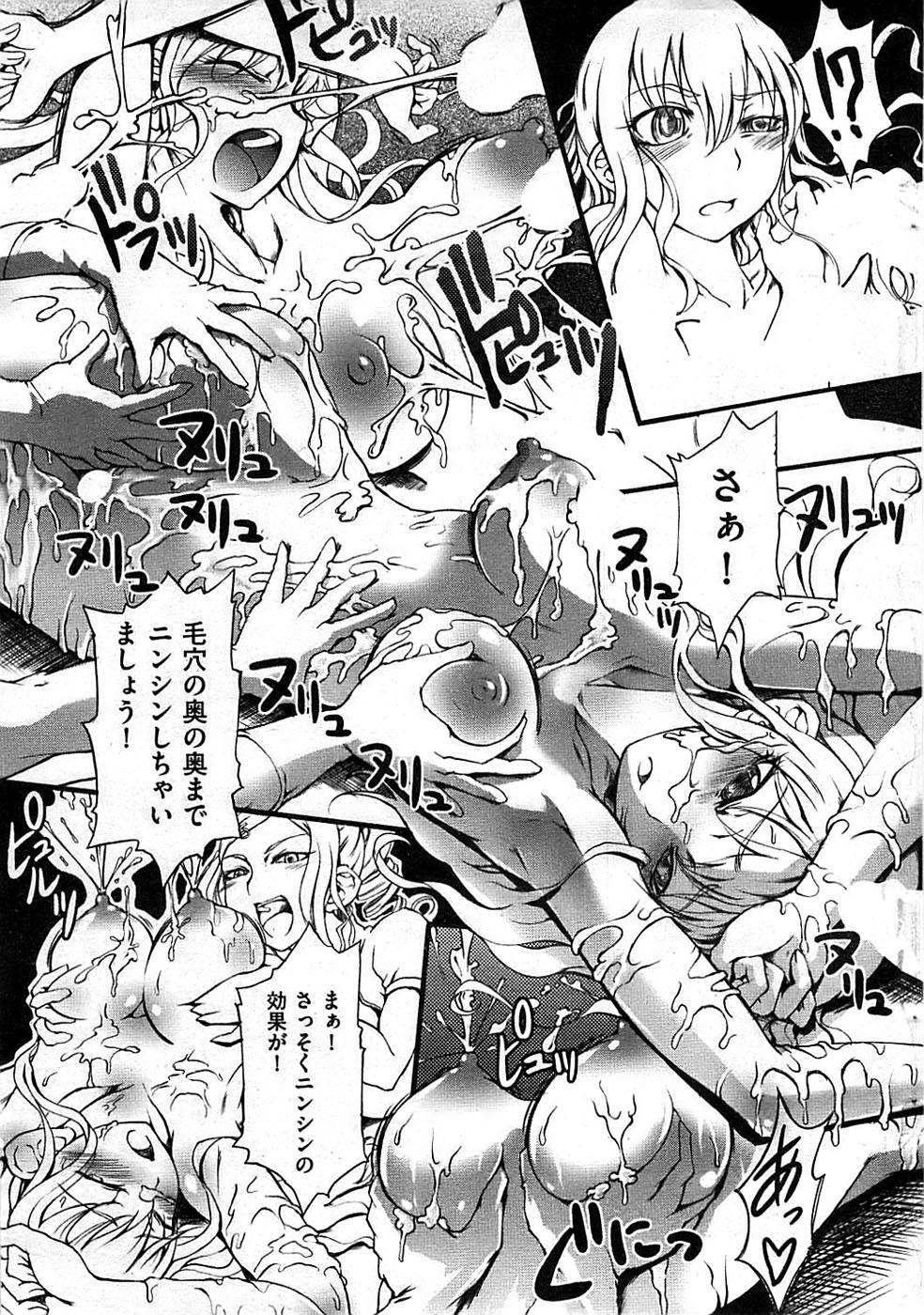 COMIC Shitsurakuten 2009-04 30