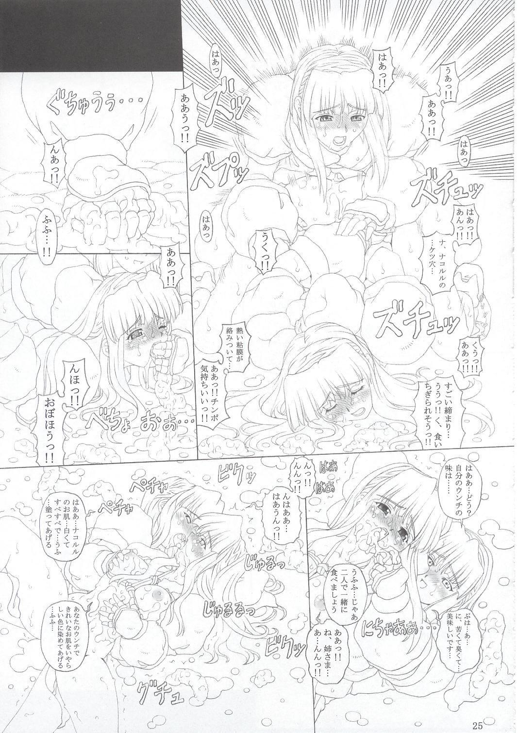 JUNK Dain no Miko San 23