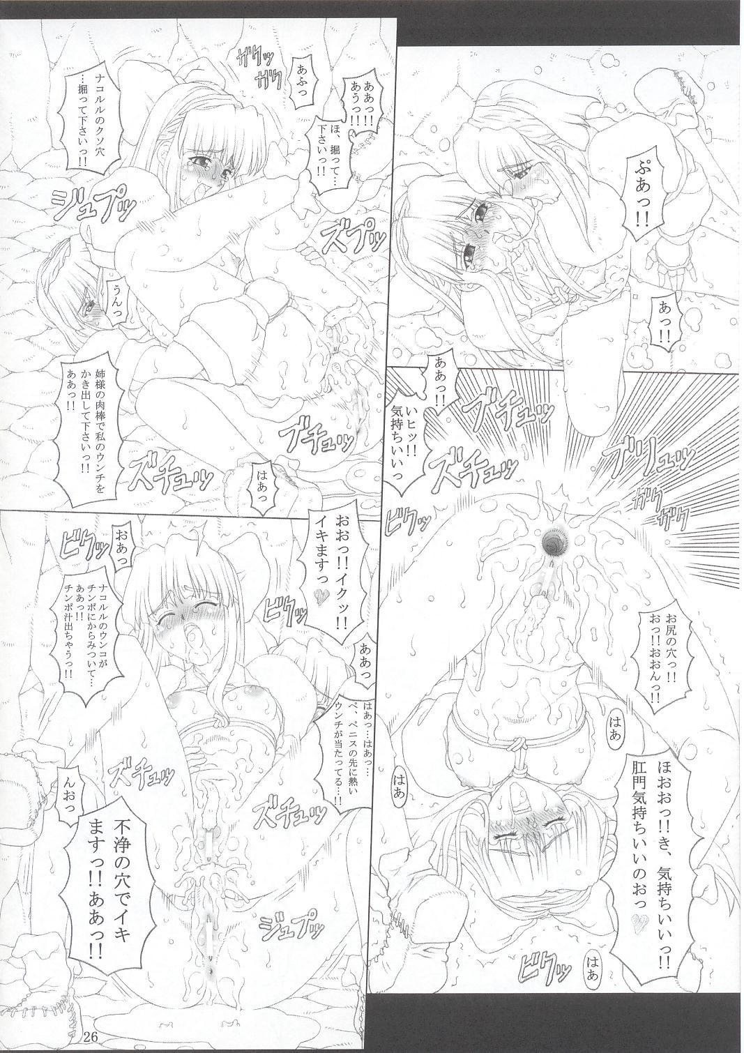 JUNK Dain no Miko San 24