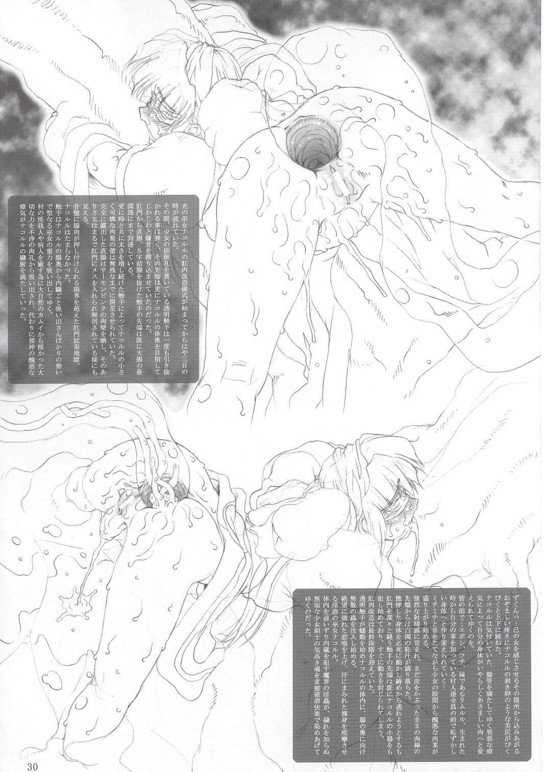 JUNK Dain no Miko San 28