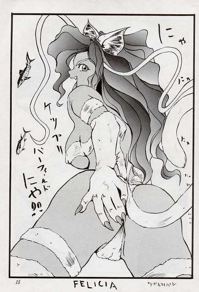 Nyan Nyan 13