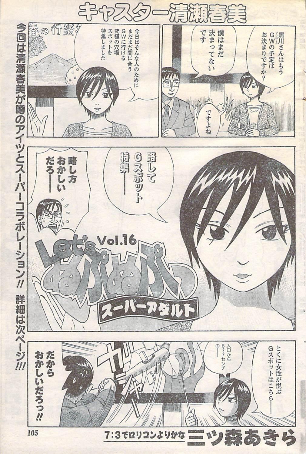 Gekkan Doki!! 2007-05 Vol. 127 103