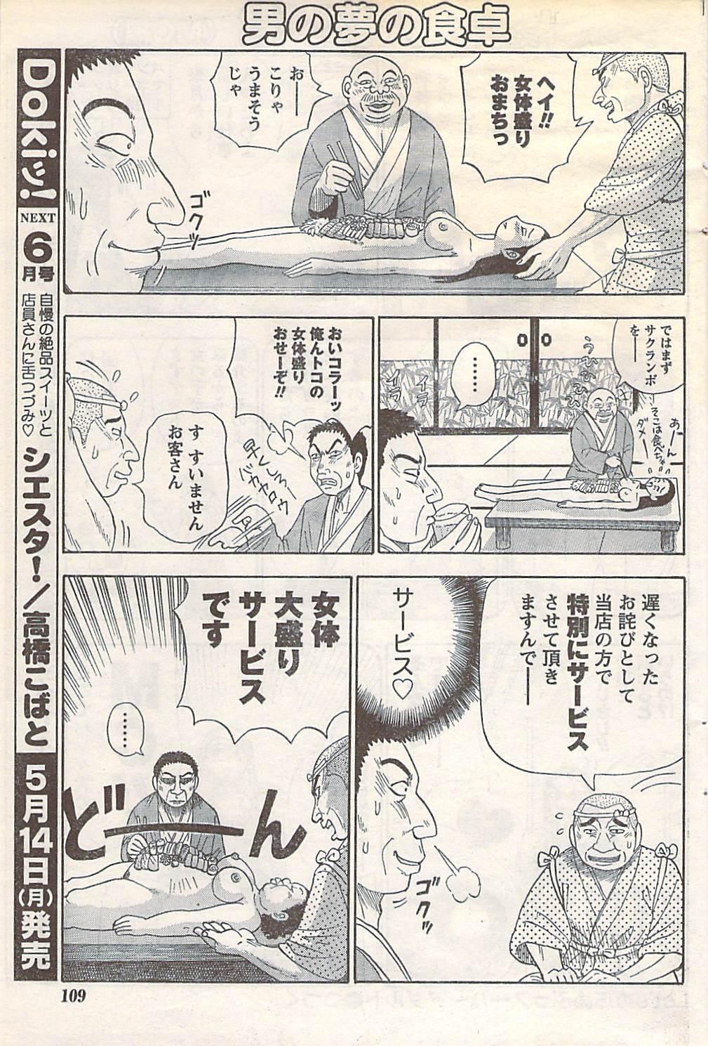 Gekkan Doki!! 2007-05 Vol. 127 107
