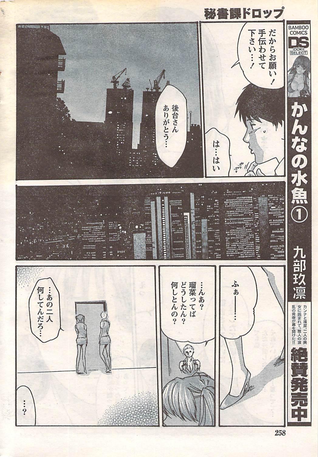 Gekkan Doki!! 2007-05 Vol. 127 256