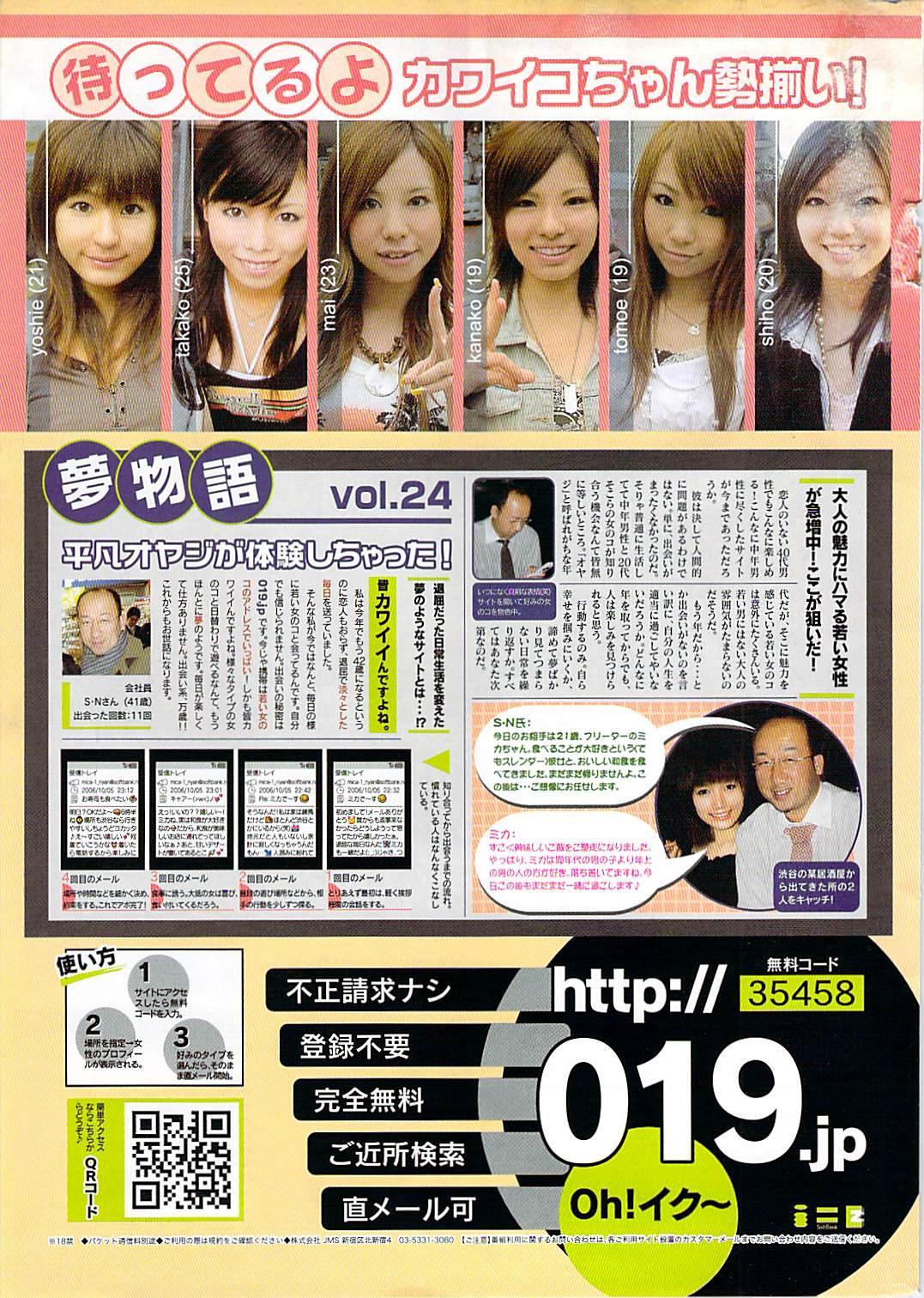 Gekkan Doki!! 2007-05 Vol. 127 273