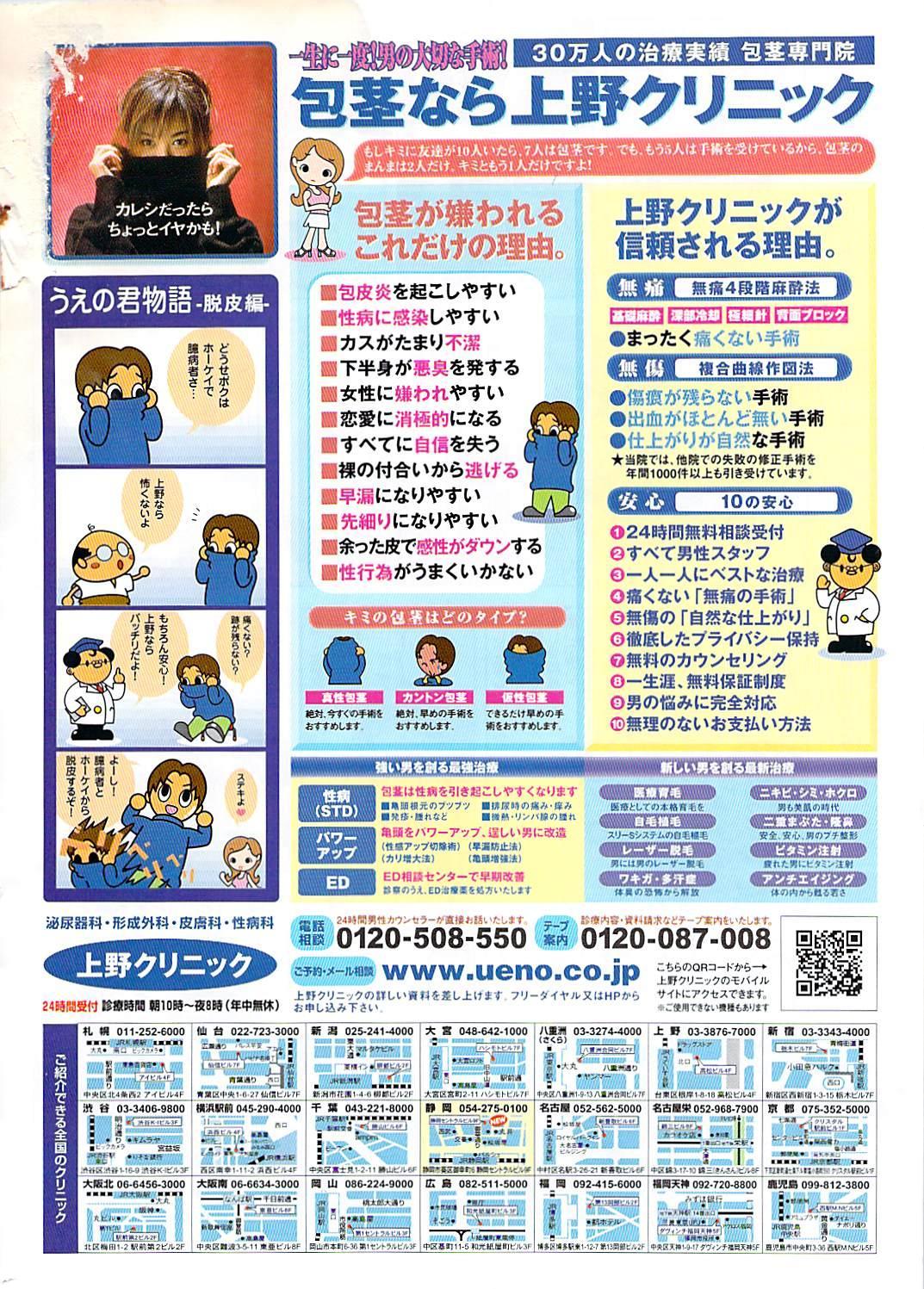Gekkan Doki!! 2007-05 Vol. 127 280