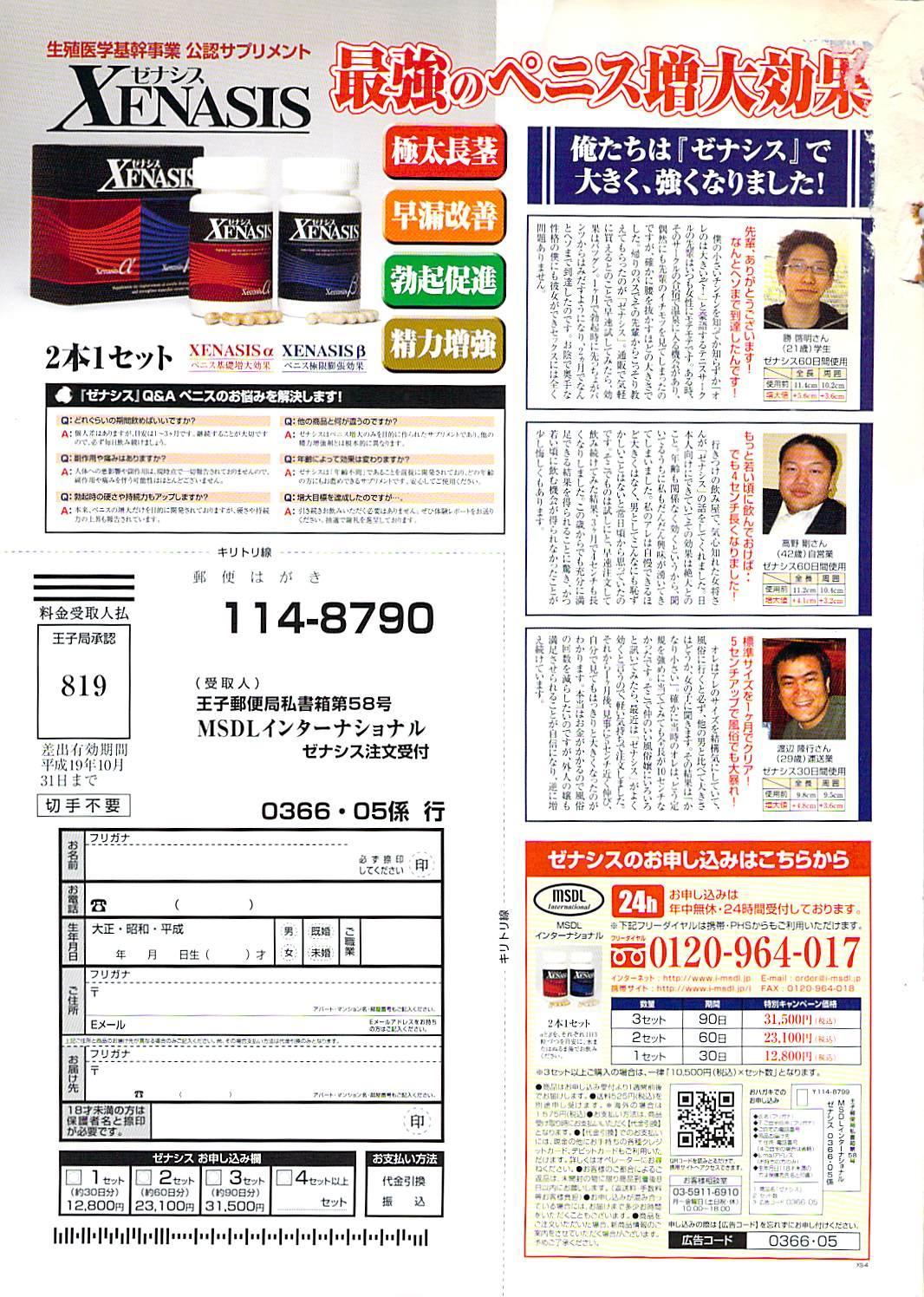 Gekkan Doki!! 2007-05 Vol. 127 281