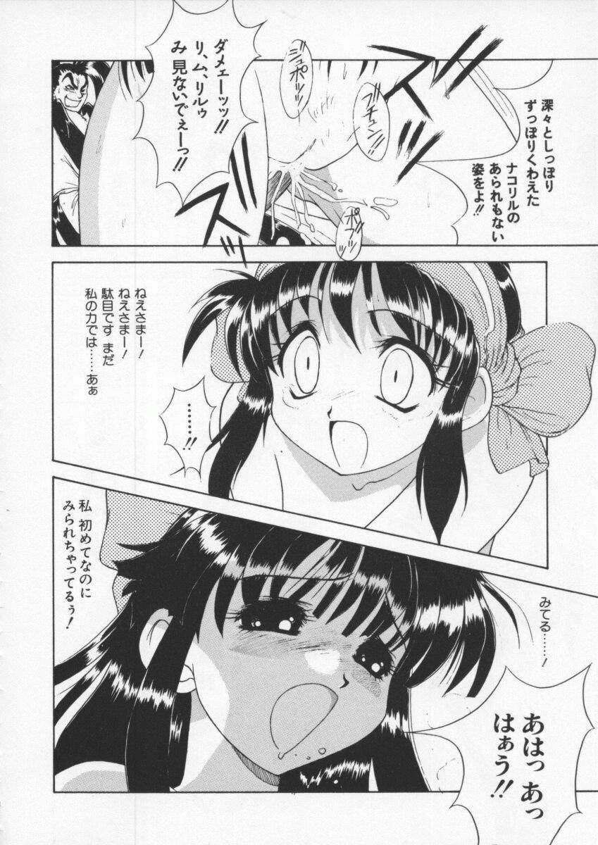 Dennou Butou Musume Vol 6 116