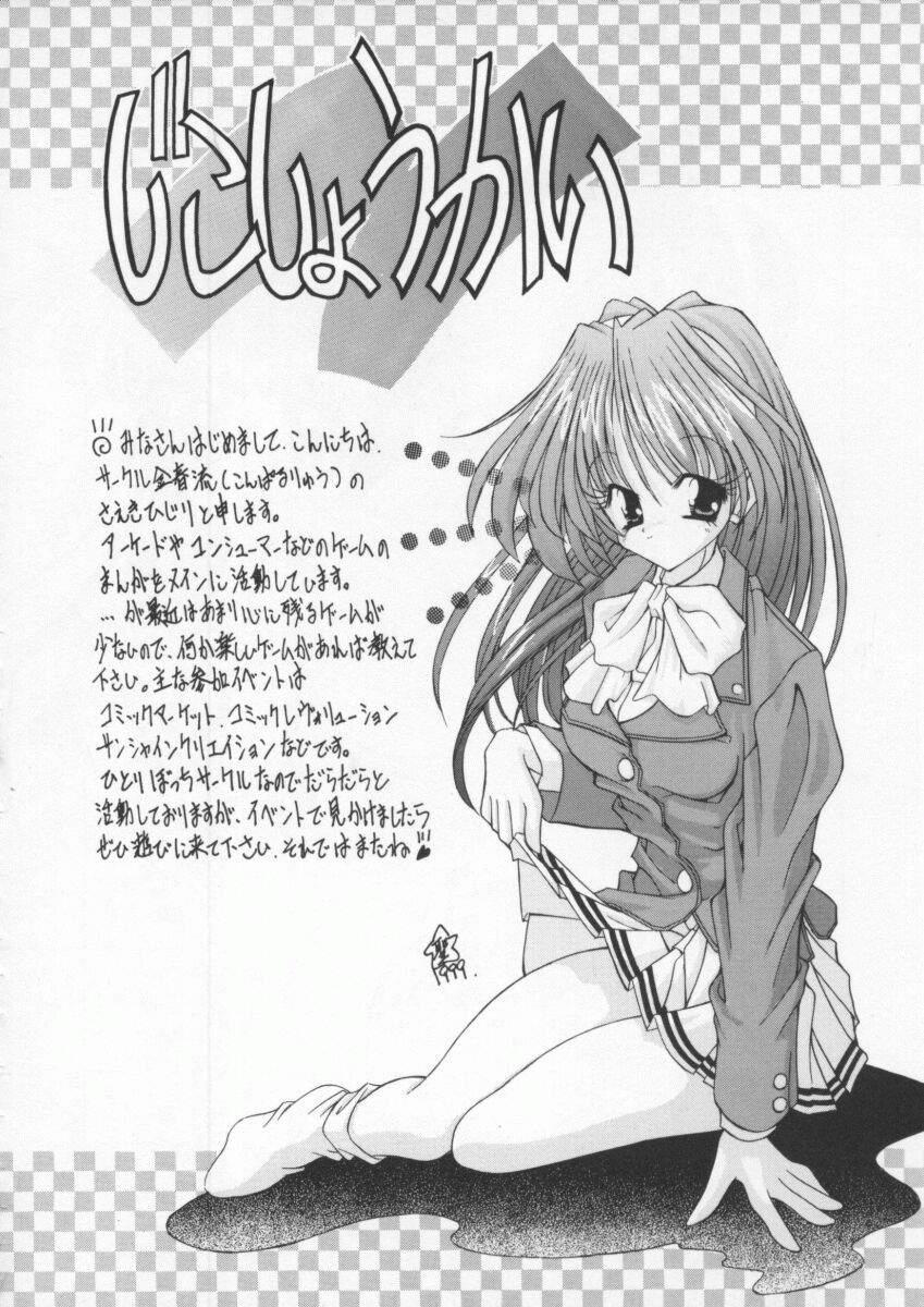 Dennou Butou Musume Vol 6 132