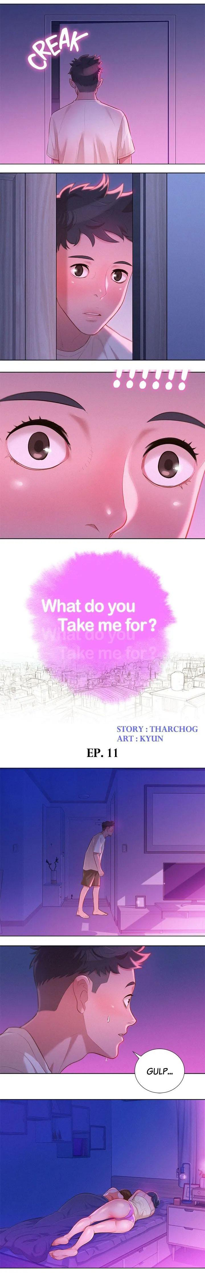What do you Take me For? Ch.50/? 143
