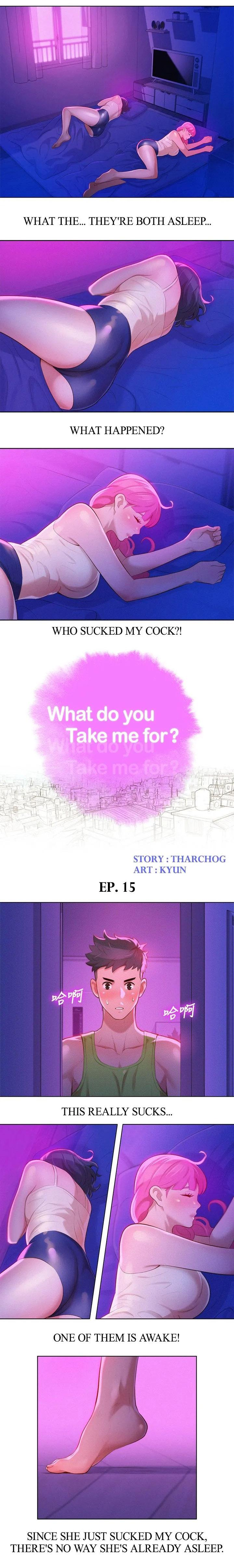 What do you Take me For? Ch.50/? 192