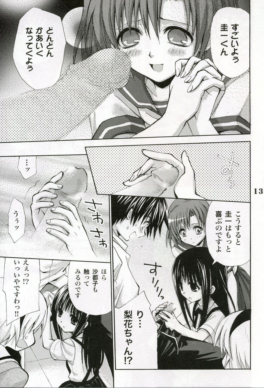 Higurashi no Koe to Kimi to 10