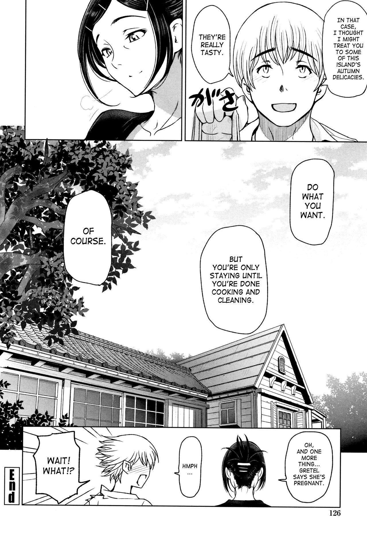 [Sena Youtarou] Natsu-jiru ~Ase ni Mamirete Gucchagucha~ Ch. 2-10 [English] [SaHa + Team Koinaka] 125