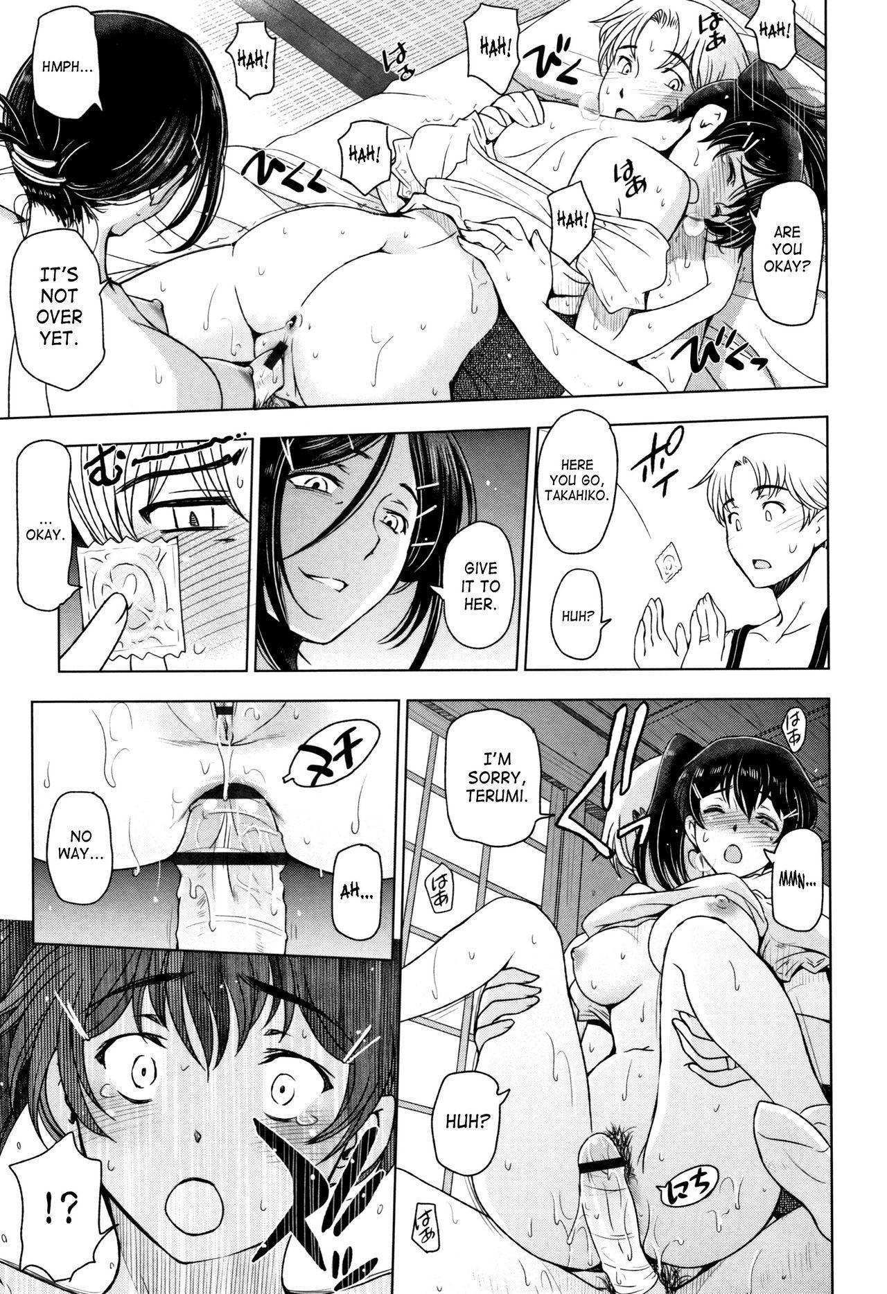 [Sena Youtarou] Natsu-jiru ~Ase ni Mamirete Gucchagucha~ Ch. 2-10 [English] [SaHa + Team Koinaka] 140