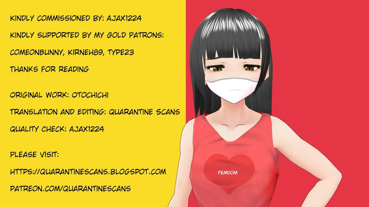 [SOUND MILK (Otochichi)] S Gakuen ~Ojou-sama-tachi no Maso Otoko Choukyou~ | S Academy ~Young Ladies Training Masochistic Men~ [English][QuarantineScans] 31
