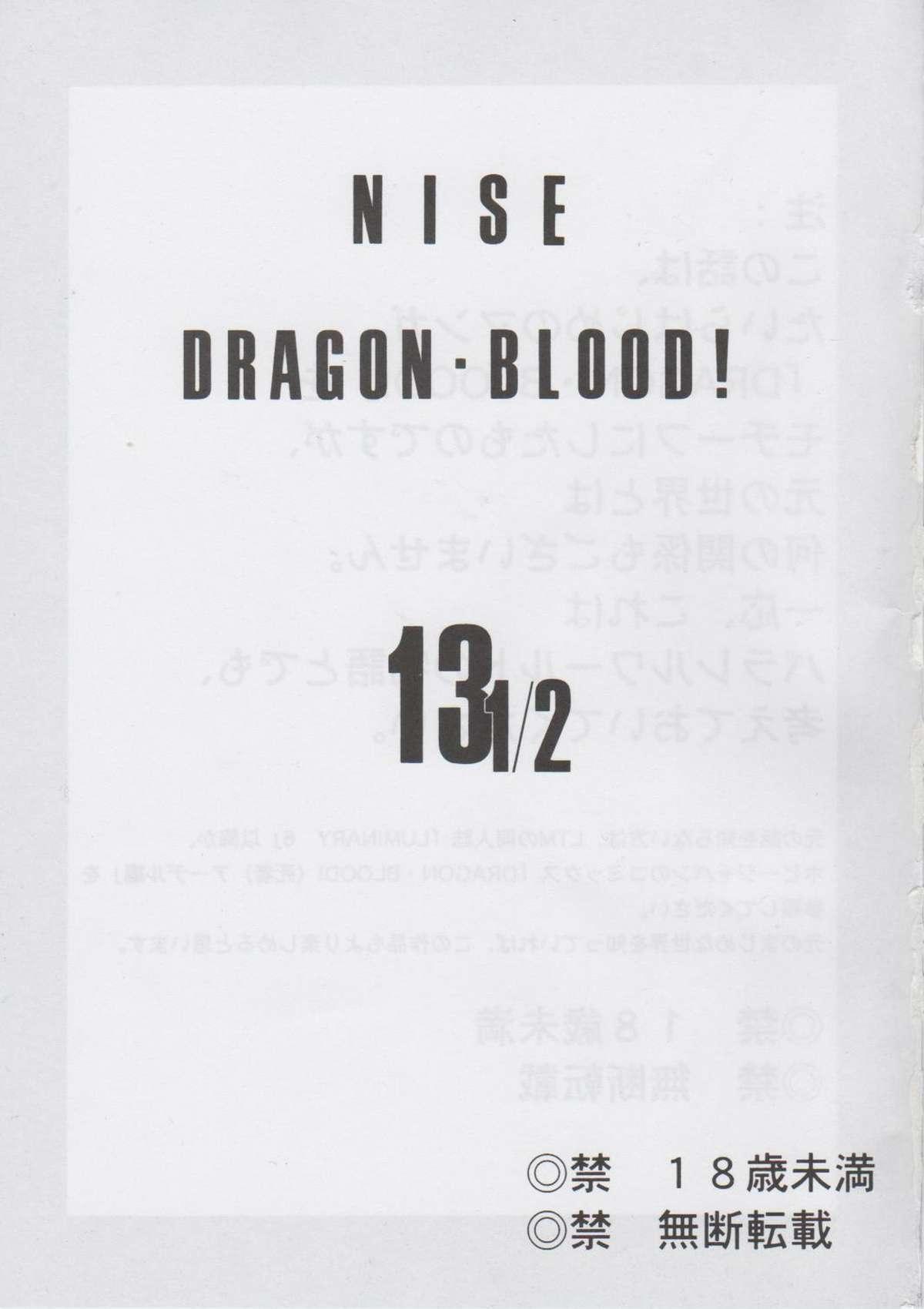 Nise Dragon Blood! 13 1/2 1