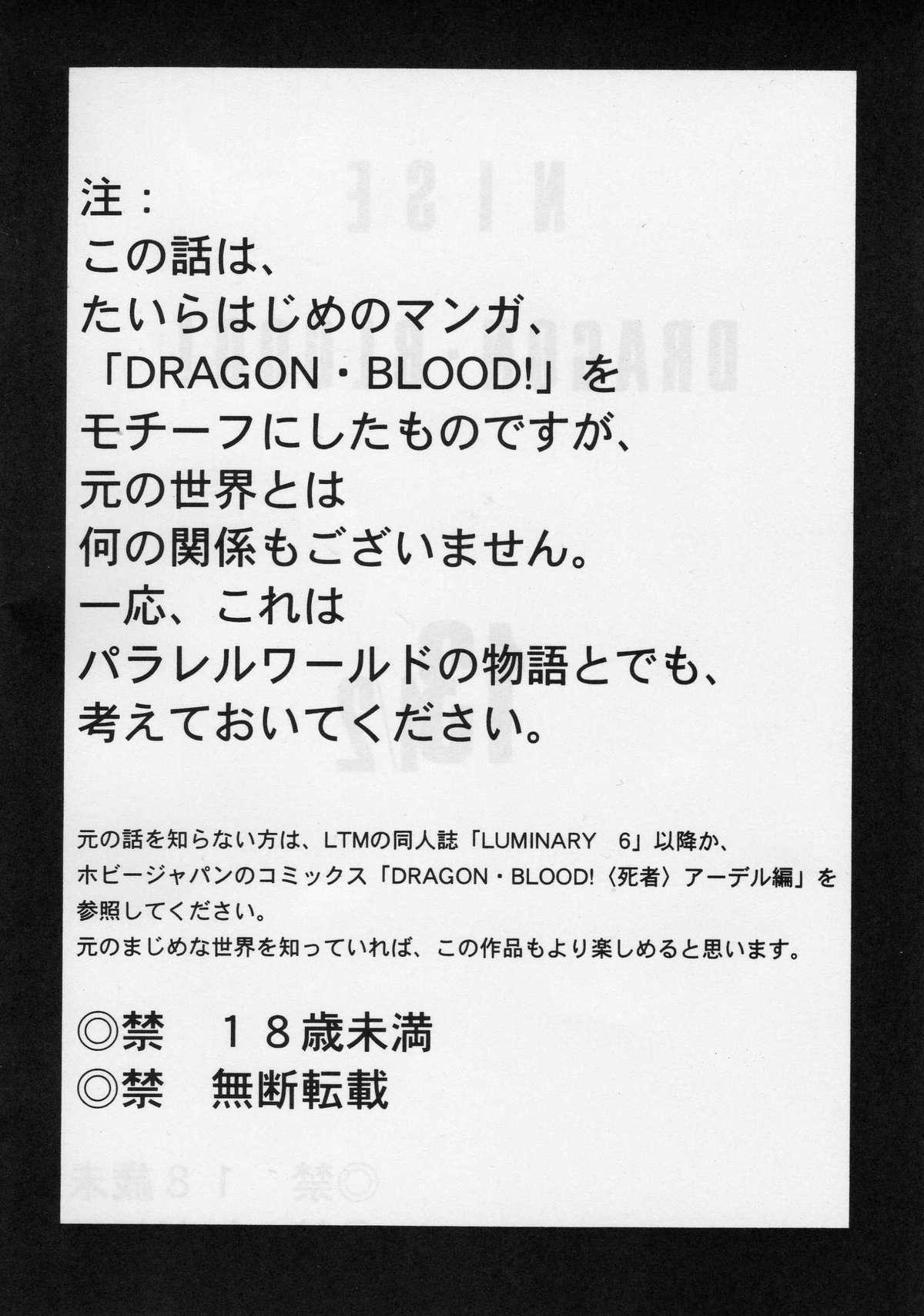 Nise Dragon Blood! 13 1/2 2