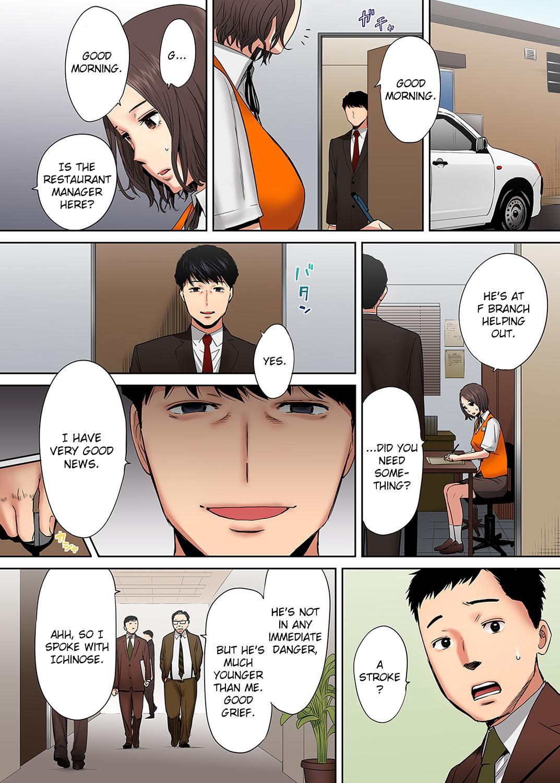 """Otto no Buka ni Ikasarechau..."" Aragaezu Kanjite Shimau Furinzuma | ""My Husband's Subordinate is Going to Make Me Cum..."" An Adulterous Wife Who Can't Resist the Pleasure Chapter 1-5 134"