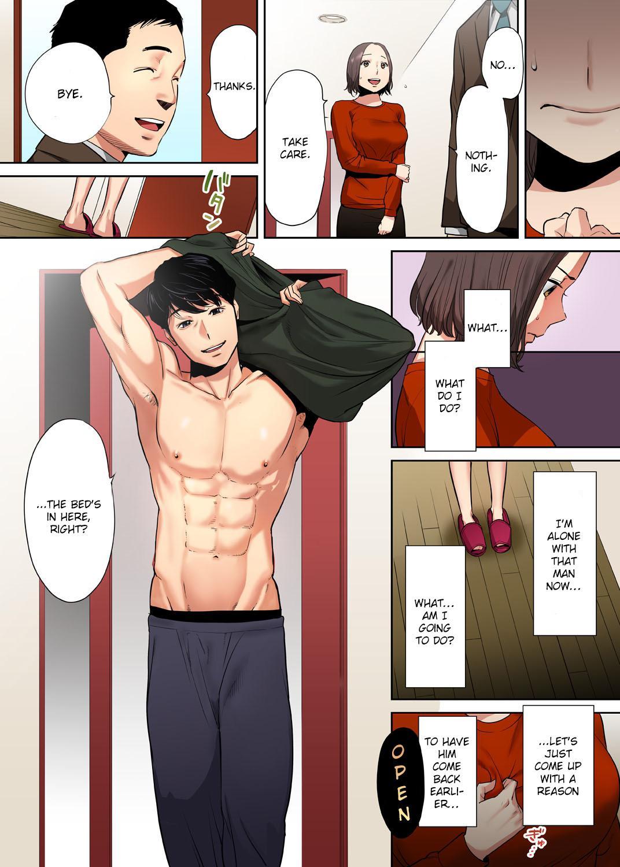 """Otto no Buka ni Ikasarechau..."" Aragaezu Kanjite Shimau Furinzuma | ""My Husband's Subordinate is Going to Make Me Cum..."" An Adulterous Wife Who Can't Resist the Pleasure Chapter 1-5 22"