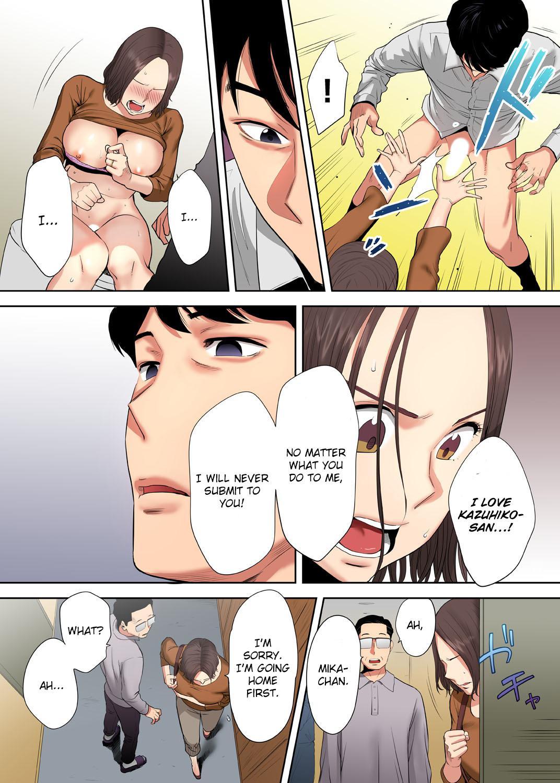 """Otto no Buka ni Ikasarechau..."" Aragaezu Kanjite Shimau Furinzuma | ""My Husband's Subordinate is Going to Make Me Cum..."" An Adulterous Wife Who Can't Resist the Pleasure Chapter 1-5 51"