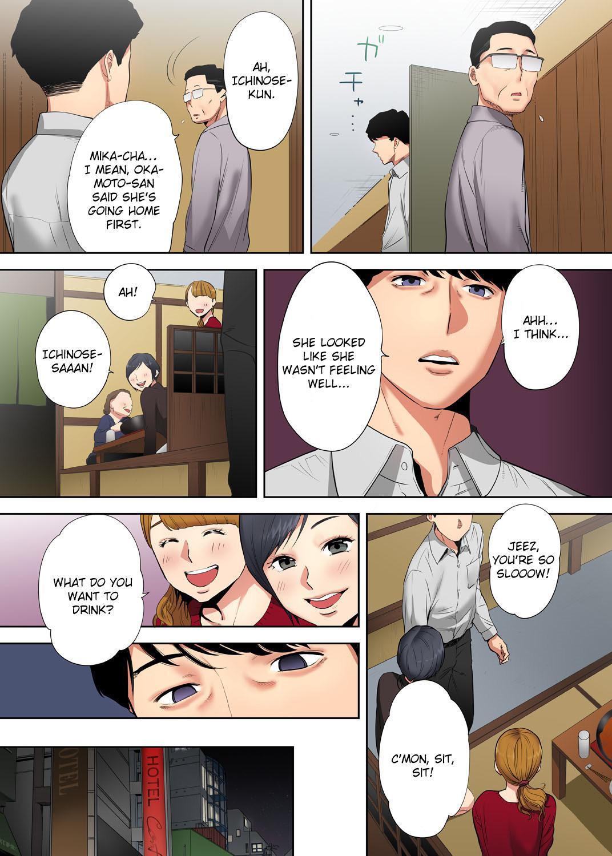 """Otto no Buka ni Ikasarechau..."" Aragaezu Kanjite Shimau Furinzuma | ""My Husband's Subordinate is Going to Make Me Cum..."" An Adulterous Wife Who Can't Resist the Pleasure Chapter 1-5 52"