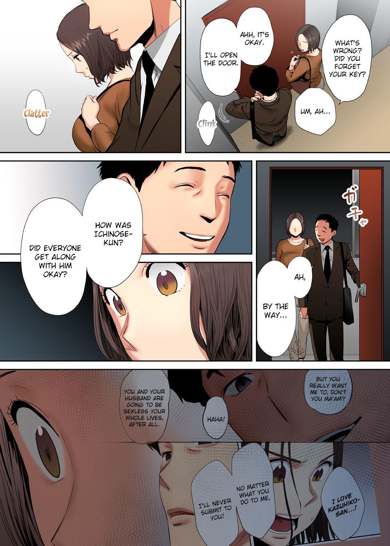 """Otto no Buka ni Ikasarechau..."" Aragaezu Kanjite Shimau Furinzuma | ""My Husband's Subordinate is Going to Make Me Cum..."" An Adulterous Wife Who Can't Resist the Pleasure Chapter 1-5 63"
