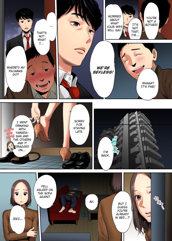 """Otto no Buka ni Ikasarechau..."" Aragaezu Kanjite Shimau Furinzuma | ""My Husband's Subordinate is Going to Make Me Cum..."" An Adulterous Wife Who Can't Resist the Pleasure Chapter 1-5 6"