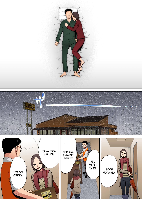 """Otto no Buka ni Ikasarechau..."" Aragaezu Kanjite Shimau Furinzuma | ""My Husband's Subordinate is Going to Make Me Cum..."" An Adulterous Wife Who Can't Resist the Pleasure Chapter 1-5 83"