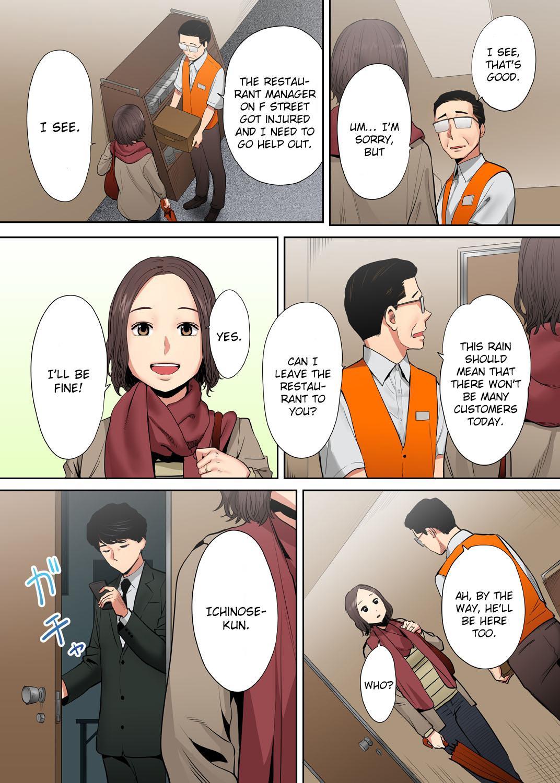 """Otto no Buka ni Ikasarechau..."" Aragaezu Kanjite Shimau Furinzuma | ""My Husband's Subordinate is Going to Make Me Cum..."" An Adulterous Wife Who Can't Resist the Pleasure Chapter 1-5 84"