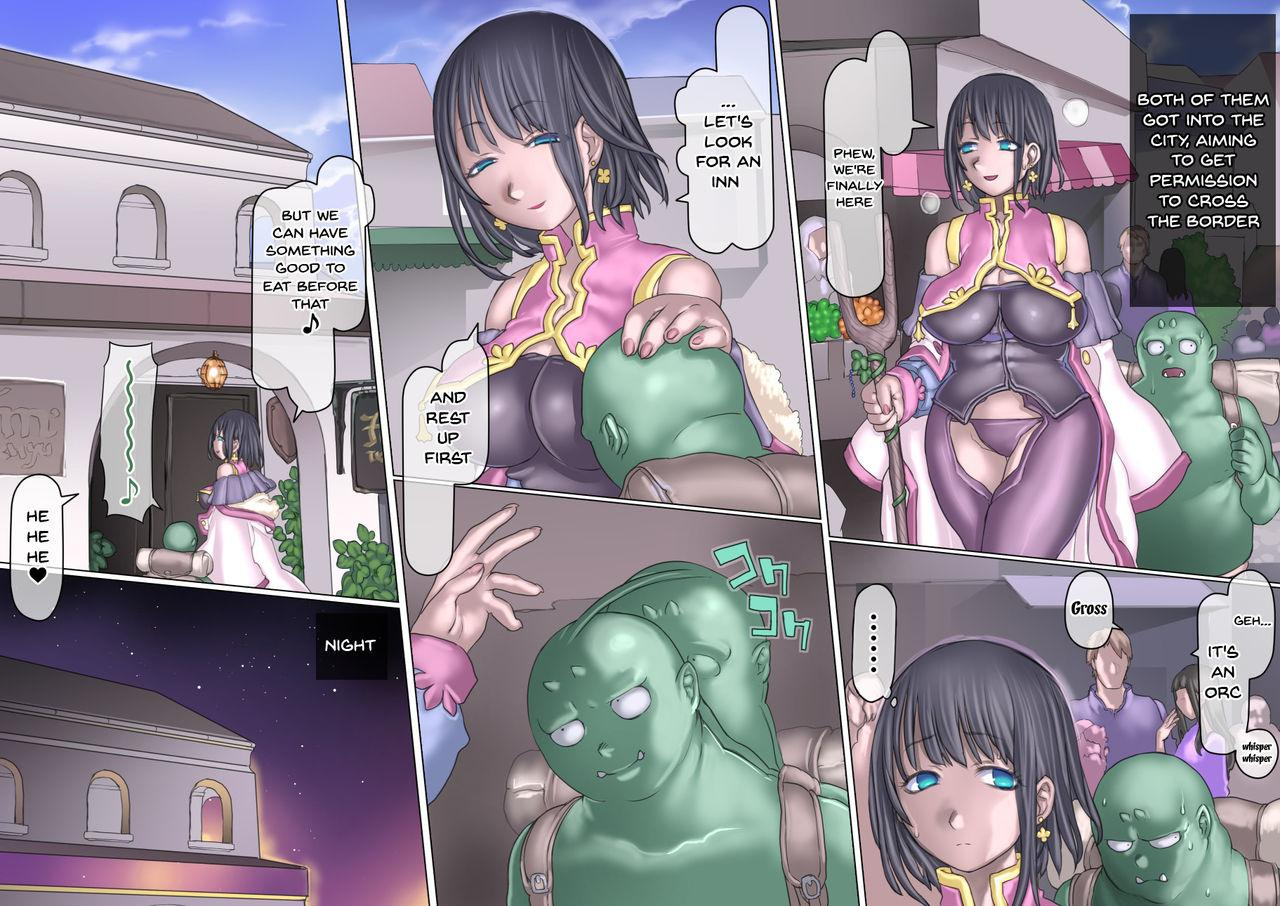 [pinkjoe] Mamono no Monogatari ~Orc no Shounen Godo~ | Story of a Monster ~Orc Boy Godo~ [English] {Doujins.com} 18