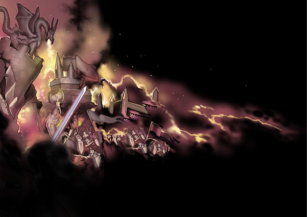 [pinkjoe] Mamono no Monogatari ~Orc no Shounen Godo~ | Story of a Monster ~Orc Boy Godo~ [English] {Doujins.com} 1