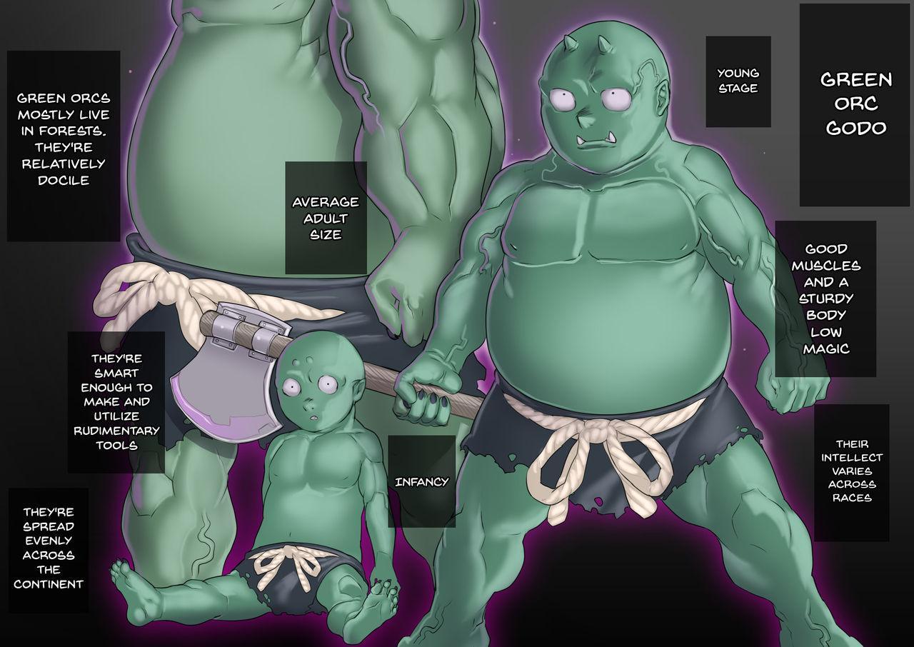 [pinkjoe] Mamono no Monogatari ~Orc no Shounen Godo~ | Story of a Monster ~Orc Boy Godo~ [English] {Doujins.com} 28