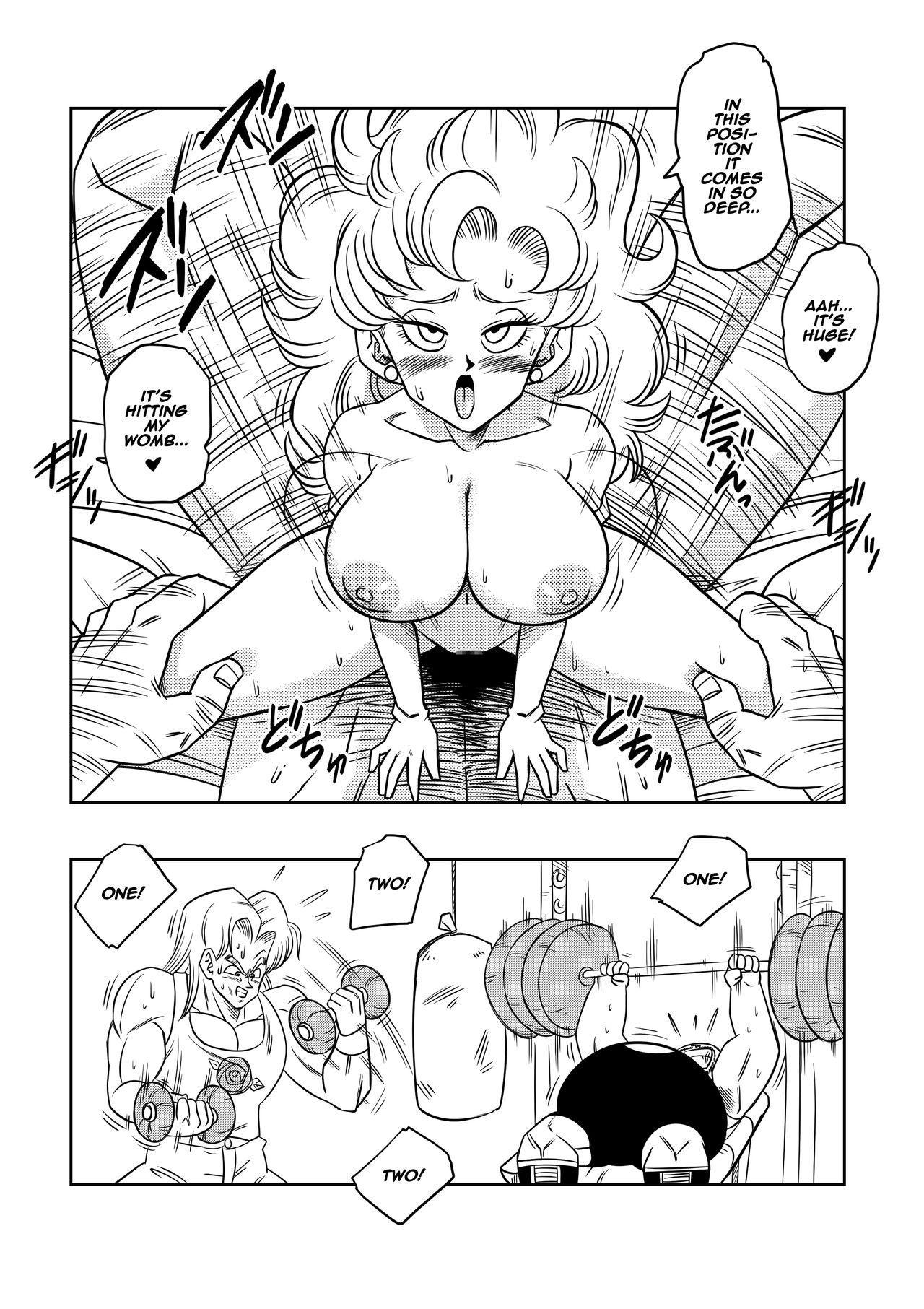 Mister Satan no Himitsu no Training | Mr. Satan's Secret Training 15