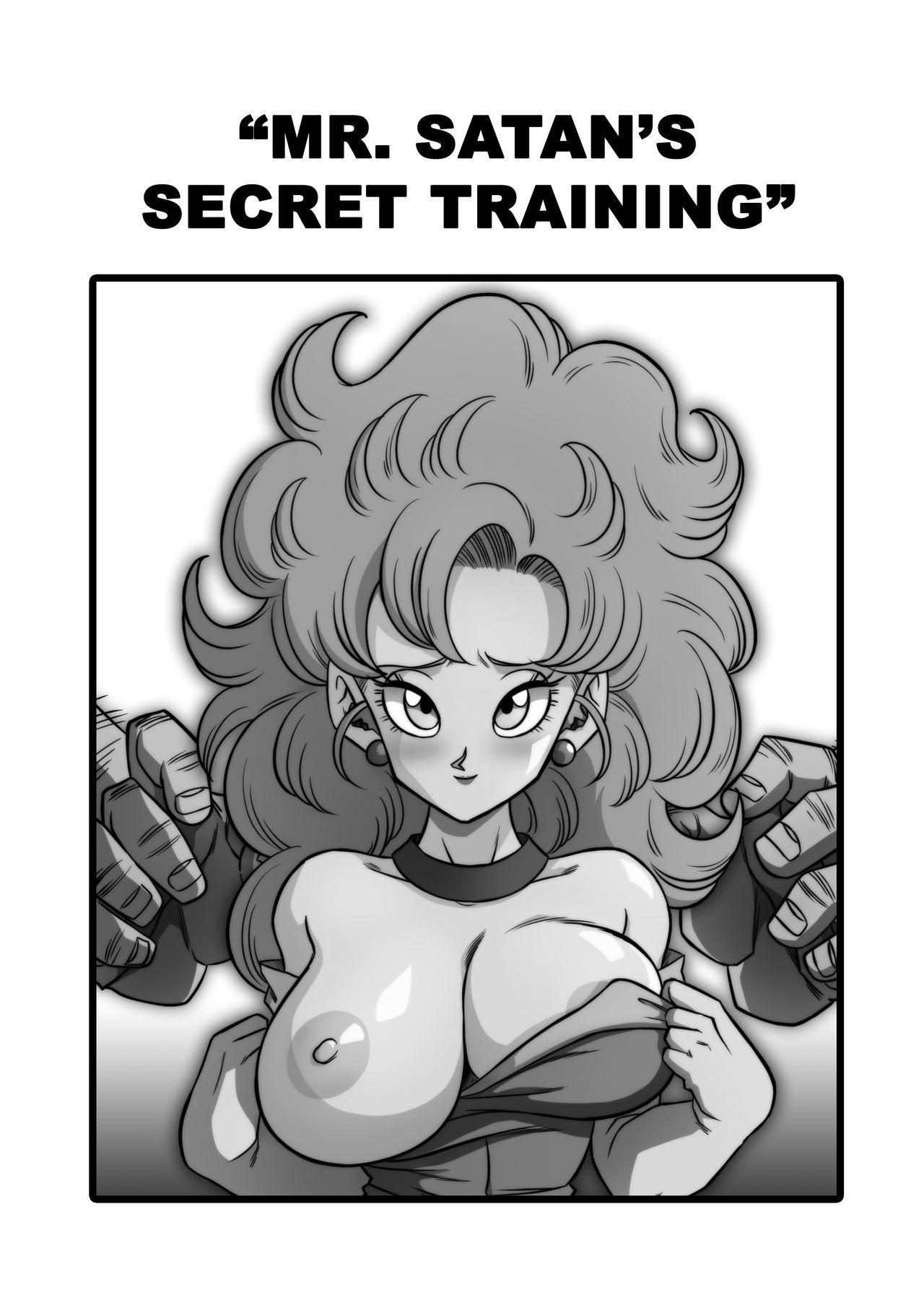 Mister Satan no Himitsu no Training | Mr. Satan's Secret Training 1