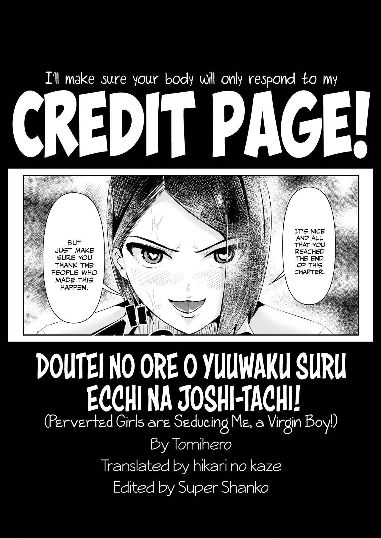 Doutei no Ore o Yuuwaku suru Ecchi na Joshi-tachi!? 10   Perverted Girls are Seducing Me, a Virgin Boy!? 10 19