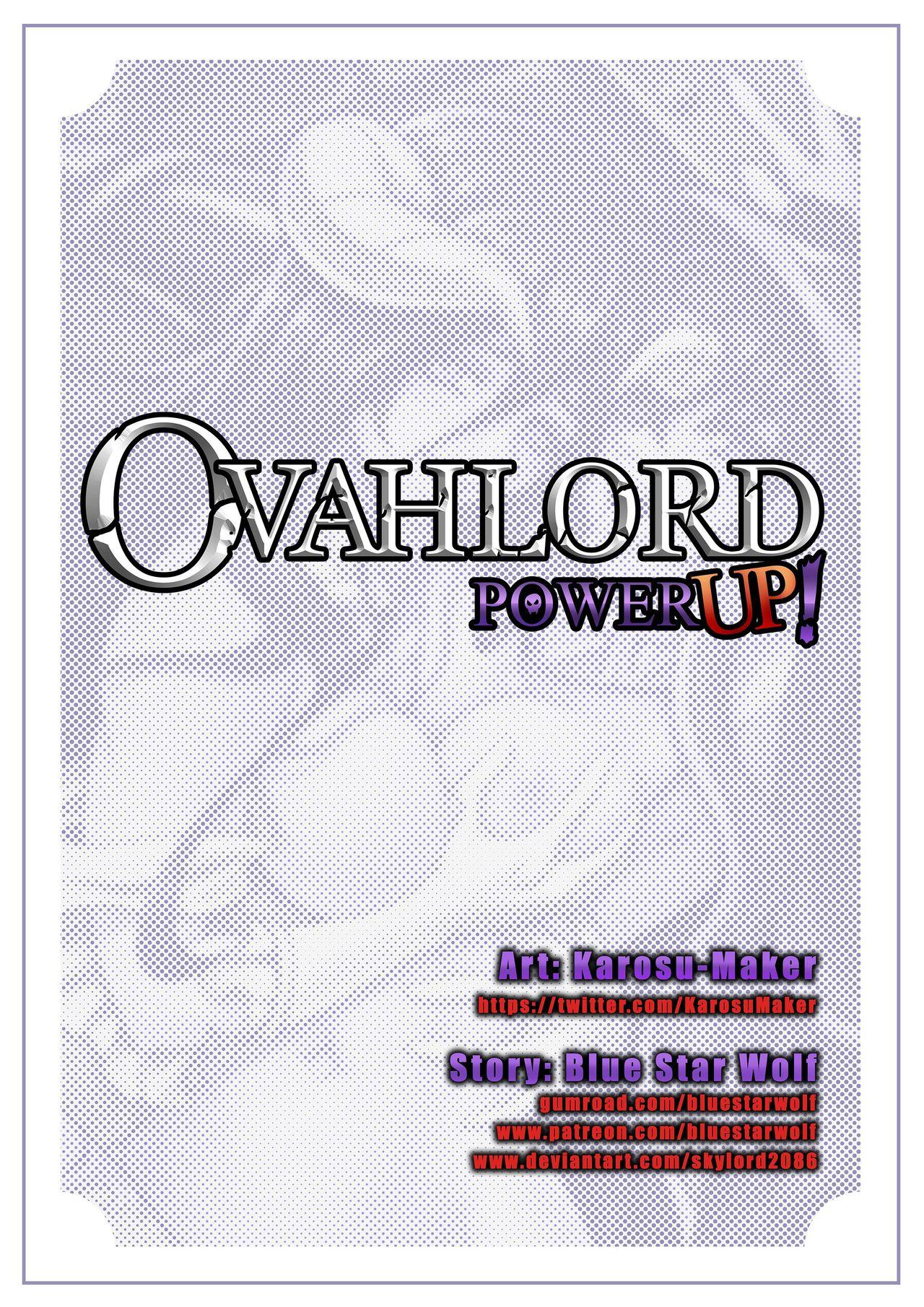 Ovahlord Power up 1