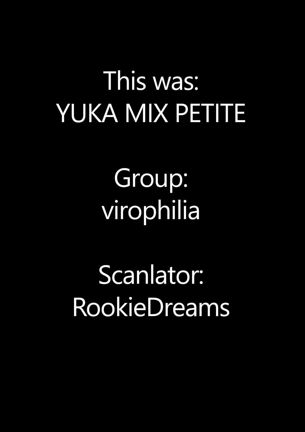 YUKA MIX PETITE 14