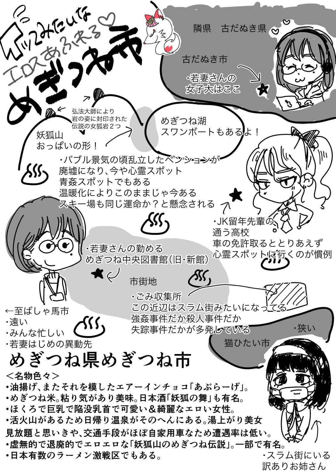 [Megitsune Works] Wakazuma-san wa Yokkyuu Fuman! Akogare no Shisho no Wakazuma-san ga Gakusei Beit no Boku no Fudeoroshi o Shite kuremashita. 79