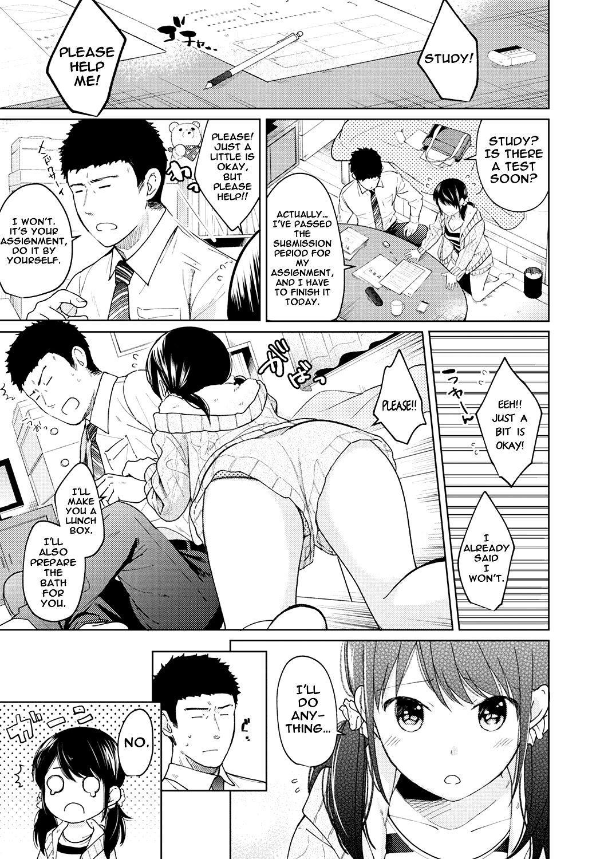 1LDK+JK Ikinari Doukyo? Micchaku!? Hatsu Ecchi!!? Ch. 1-24 240