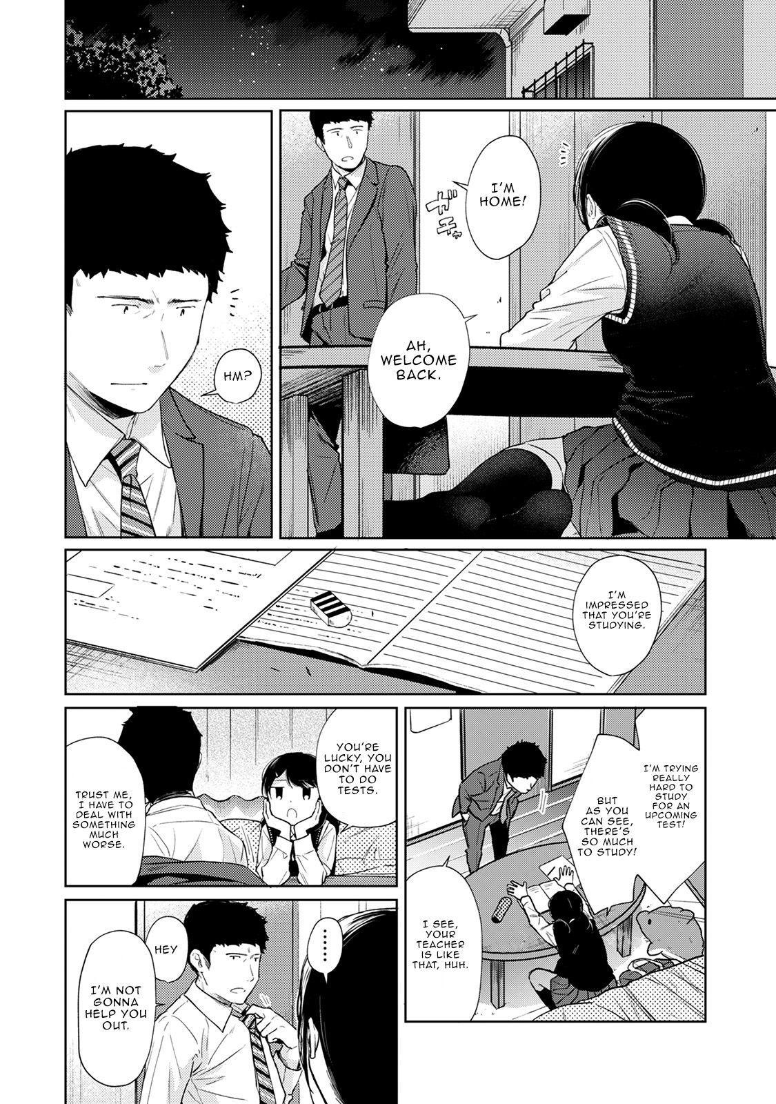 1LDK+JK Ikinari Doukyo? Micchaku!? Hatsu Ecchi!!? Ch. 1-24 580