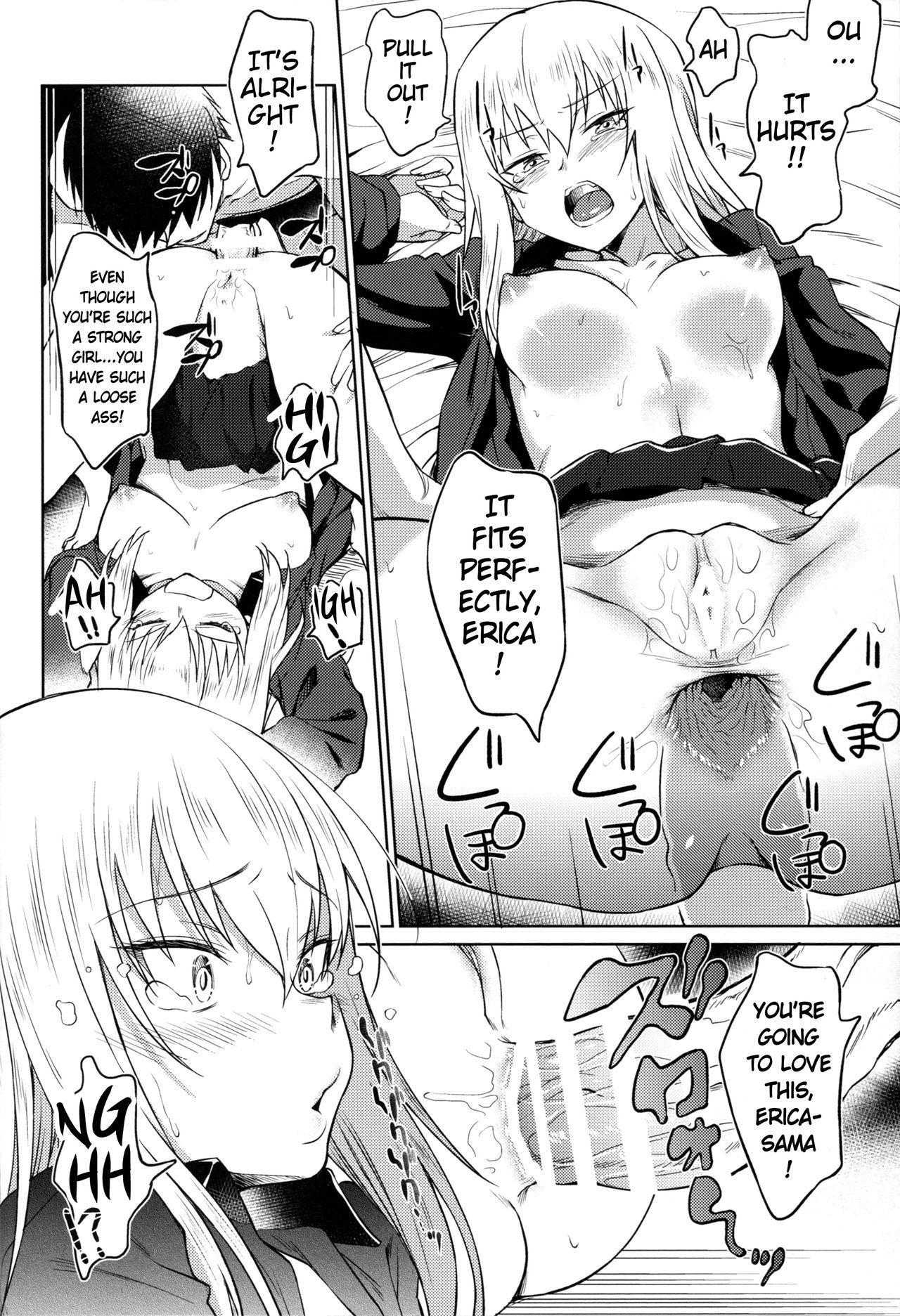 Senshadou no Uramichi Kuromorimine Jogakuen   The Secret Path of Tankery Kuromorimine Girls' Academy 23
