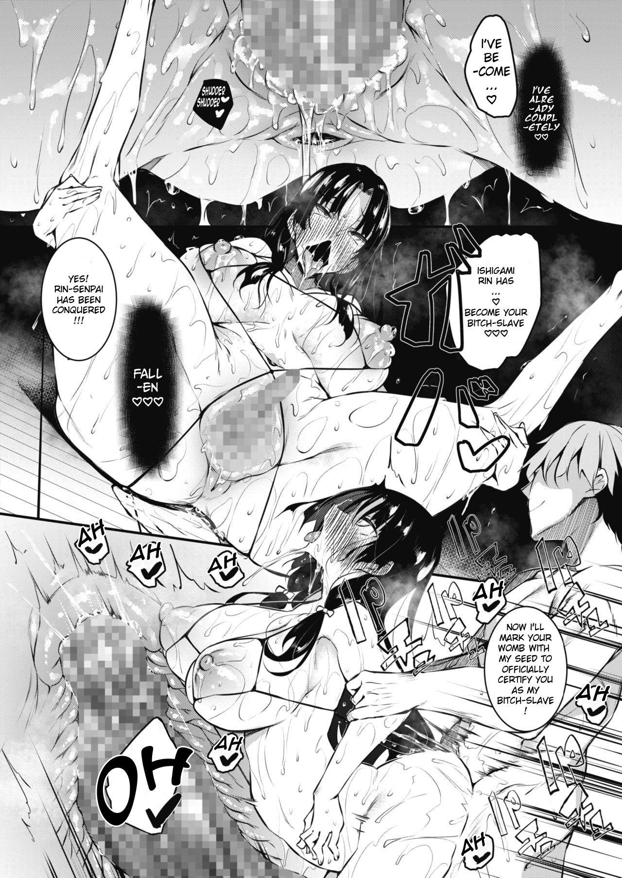 KenKano Saisen   Kendo Girl Rematch 13