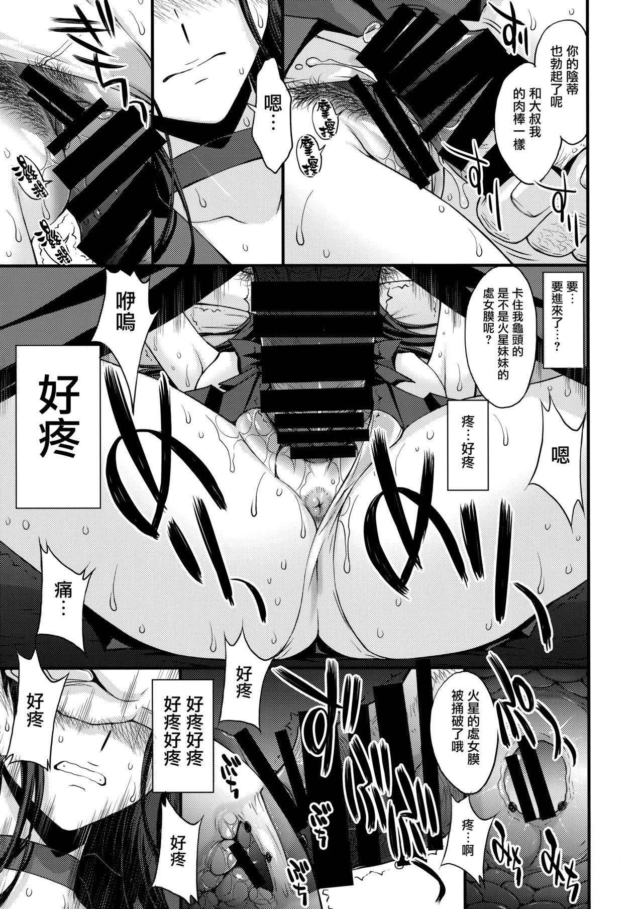 Mars o Chuunen Chinpo de Seiteki Sakushu Shitai! 13