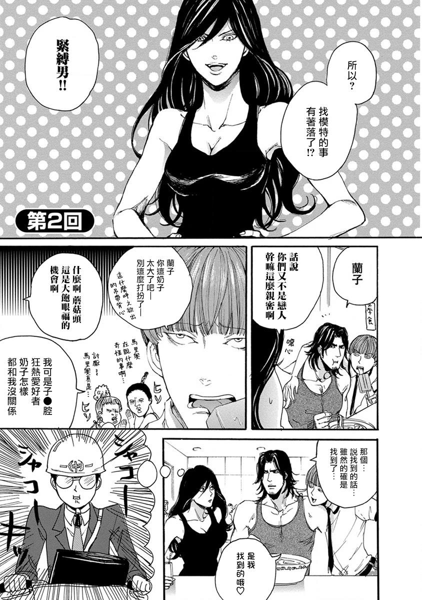 kinbaku PASSION | 紧缚基情 Ch. 1-3 12